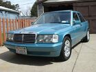1992 Mercedes-Benz 190-Series  MERCEDES BENZ 190e W201 TEAL BLUE GORGEOUS GREAT CONDITION. MUST READ ALL