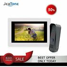 Home Security Systems JeaTone Inch Intercom Door Station Release Bell Camera