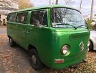 1971 Volkswagen Bus/Vanagon  1971 Volkswagen Bus AIR-COOLED ENGINE