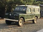 1963 Land Rover Defender Station Wagon 1963 Land Rover Series 2a Station Wagon, California, original engine rebuilt