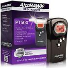 Portable AlcoHAWK PT500 Breathalyzer Alcohol Detector Breath Analyzer Sensor
