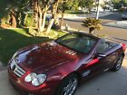 2007 Mercedes-Benz SL-Class PANORAMIC ROOF 2007 Mercedes SL550 Panoramic roof, Low Miles,Paddle shift, Navigation system