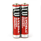 2X R03 AAA Carbon Dry Battery 1.5V Environmentally-friendly Kid Toy Batteries PT