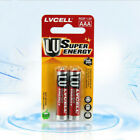 2X R03 AAA Carbon Dry Battery 1.5V Environmentally-friendly Kid Toy Batteries BV