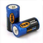 2PCS D Size Carbon Dry Battery R20 UM-1 1.5V Children's Toy Gas Cooker Batteries