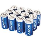 Sony SOBSD12BULK STAMINA PLUS Alkaline Bulk D Batteries Package of 12