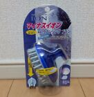 Minus Ion Negative ion cleansing brush Made in Japan F/S
