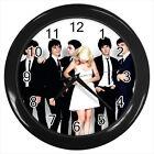 Blondie American ROck band #D01 Wall Clock