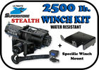 KFI 2500 lb. Stealth Arctic Cat Winch Mount Kit 2017 500 Prowler