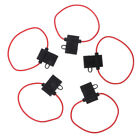 5pcs 14AWG Blade Fuse Holder Wire Lead Electrical Parts Automotive & Marine