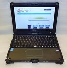 Getac V110 Rugged Laptop Touch Screen Core i5 1.90GHz 4GB 128GB SSD Linux Camera