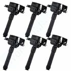 Brand Pack of 6 Ignition Coils for  S4 A4 A6 A8 Quattro VW Passat UF290 C1169