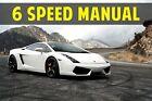 2006 Lamborghini Gallardo  6 SPEED MANUAL, ALL OPTIONS, EXHAUST, LOW MILES, CLEAN TITLE