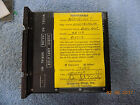 Repaired King ELECTRODELTA AA108 AUDIO AMPLIFIER PANEL With Yellow Tag