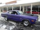 1972 Dodge Dart Demon 1972 Dodge Demon Plum Crazy purple match# 340 with A/C