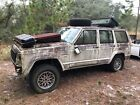 1990 Jeep Cherokee Laredo 4-Door 2WD Jeep Cherokee Laredo body, frame, interior, accessories NO ENGINE/Transmission