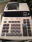 Casio DR-T120 Thermal Printing Calculator 12-Digit Business EUC