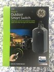 GE Outdoor Smart Switch, Plug-In 12720, NEW. Bought by Accident.