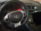 2013 Lexus CT 200h  2013 Red hatchback, Hybrid comes with Warranty.. Great Gas Mileage