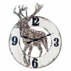 Infinity Instruments The Northern Wall Clock, Black