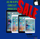 Apple White iPad 2,3,4 mini Air 16GB,32GB,64GB,128GB WiFi + Cellular (Verizon)