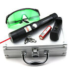 RW1 650nm Red Laser Pointer Adjustable focus & Battery&Charger Burn Matches