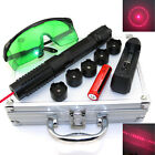 RW6 Adjustable focus 650nm Red Laser Pointer Burn Matches Light Cigaretters