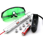 RP9 650nm Red Laser Pointer Adjustable focus Battery&Charger