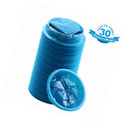 YGDZ Top Quality 30 Pack Blue Emesis Bags Blue Waste Disposal Bags Shipping by F