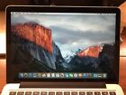 """MacBook Pro Retina 13"""" (Early 2015) i7 3.1GHz 16Gb RAM 256Gb w/ AppleCare"""