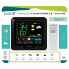 La Crosse Technology Wireless Color Forecast Station ~ FREE Shipping