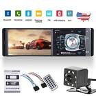"4.1"" Car MP5 Player Stereo Bluetooth 1Din In Dash Radio MP3 USB AUX FM Camera US"