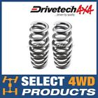DRIVETECH 4X4 PREMIUM RAISED HEIGHT COILS TO SUIT HOLDEN COLORADO RG 4X4