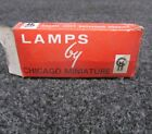 10-110005 Chicago Miniature Lamp Pack of 9 (NEW OLD STOCK)