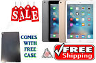 Apple Silver iPad 2/3/4 Air Mini 16GB~32GB~64GB~128GB WiFi + Cellular