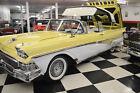 1958 Ford Fairlane  1958 Ford Fairlane 500 Skyliner Retractable