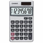 Solar Powered Standard Function Calculator 8-Digit Display SL-300SV Casio 1 Pack