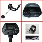 Metal Detector Waterproof Search Pointer Coil Sound LED Light + Headphone + Bag