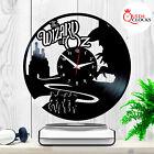 The Wizard of Oz Vinyl Record Clock Wall Art Bedroom Decor Christmas Gift Ideas