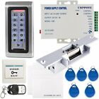 UHPPOTE Full Complete Waterproof Metal Case Stand-alone Access Control Set 26
