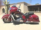 "2014 Indian CHIEFTAIN  2014 INDIAN MOTORCYCLE - CHIEFTAIN INDIAN RED Limited Edition ""#324 of 1901"""