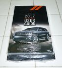 2017 DODGE DURANGO USER GUIDE OWNER MANUAL SET GUIDE dvd +case 17 NEW