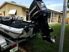 Storm Bass Boat 1988 Kevlar    1995 Mercury   2015 trailer, on board charger