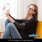 Archgon Fashion Computer Glasses Anti Blue Light UV Protection A+ Crystal Lens