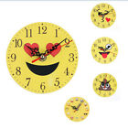 Fashion Popular Silent Sweep Emoji Emoticon Bell Desk Creative Digital Clocks