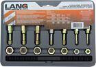 Lang Tools 2584 15 piece Master Metric Thread Restorer 15-1274 3801-0246