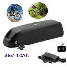 36V 10Ah HaiLong Lithium E-bike Battery 350<500W For E-Bicycles + US Charger