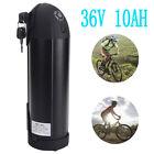 36V 10Ah Black Bottle Electric Bike Bicycle Lithium Li-ion E-Bike Battery 350W