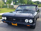 1966 Chevrolet Chevelle  1966 Chevrolet Chevelle SS Blacked Out Convertible Restomod