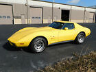 1977 Chevrolet Corvette  IMMACULATE 1977 Corvette, #' Matching, 4-speed, 1 of 71 built, Ex. Con. (video)
